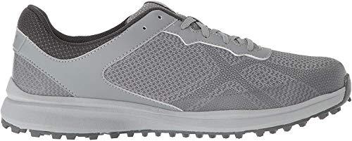 New Balance Men's Breeze Breathable Spikeless Comfort Golf Shoe, Grey, 9.5 D D US