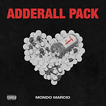 Adderall Pack