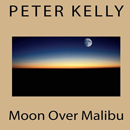 Moon Over Malibu audiobook cover art