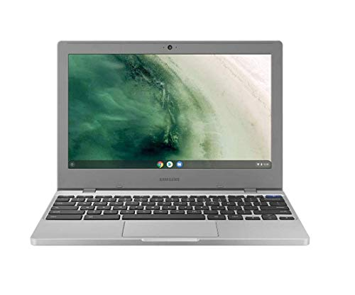 "Samsung Chromebook 4 Chrome OS 11.6"" HD Intel Celeron Processor N4000 4GB RAM 32GB eMMC Gigabit Wi-Fi - XE310XBA-K01US (Renewed)"