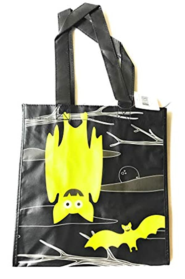 Halloween Trick Or Treat Bags (Small Bag with Bats)