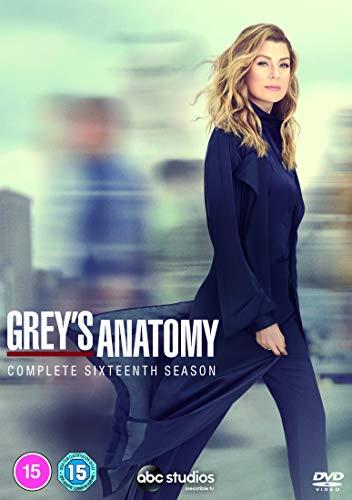 Grey's Anatomy Season 16 [UK Import]