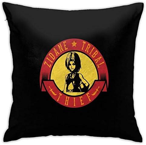 Rrowoke Pillow Covers Ix Zidane Tribal Thief Pillow Case Modern Cushion Cover Square Pillowcase product image