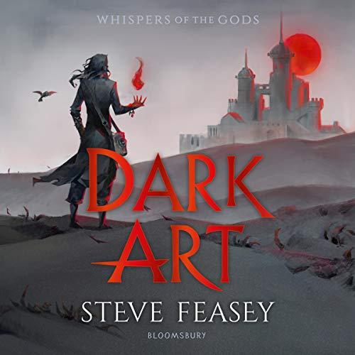 Couverture de Dark Art