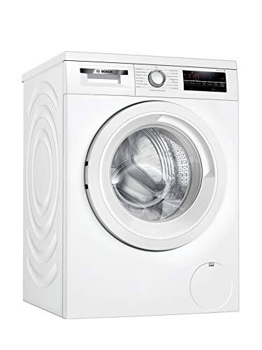 Bosch WUU28T20 Serie 6 Waschmaschine Frontlader (unterbaufähig) / C / 62 kWh/100 Waschzyklen / 1400 UpM / 8 kg / Weiß / AllergiePlus / VarioTrommel