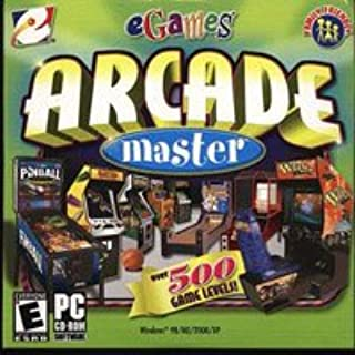 Arcade Master with 500 Levels of Games! PC from eGames