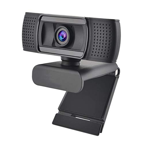 Soapow USB Web Camera Computer 1080P Driver-free Webcam with Mic for Videoconferencing Live Streaming