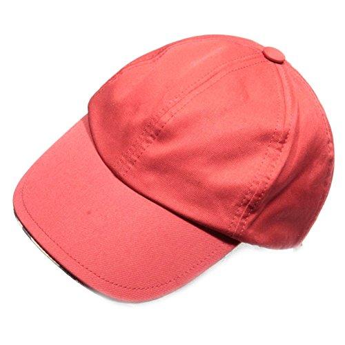 Burberry 60102 cappello con visiera LONDON adjustable donna hat women