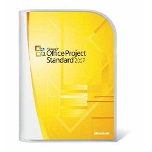 Microsoft Office Project Standard 2007 - Full Package P