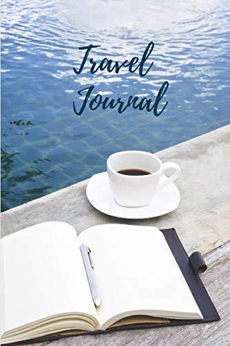 Travel Journal: 6x9 Inches Lined Notebook For Taking Notes and Composition (Life Is Good)