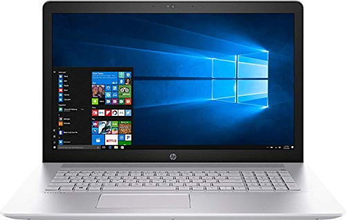 HP Pavilion 17-ar050wm 17.3in Full HD Notebook PC - AMD Quad Core A10-9620P 2.5GHz 8GB 1TB DVDRW Windows 10 (Renewed)