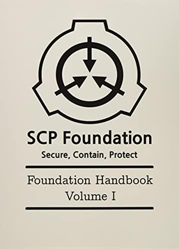 SCP Foundation - Foundation Handbook - Volume I