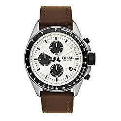 Fossil Chronograph White Dial Men's Watch - CH2882,Fossil,CH2882