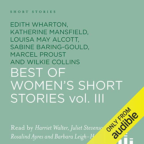 Best of Women's Short Stories, Volume 3  By  cover art