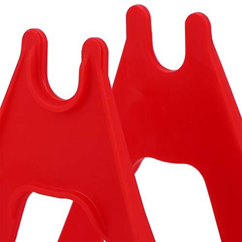 Aoutecen Tabla de Patinete equilibrada Tabla de esquí de plástico Tabla de Snowboard para automóvil Soporte de Carga Piezas de automóvil equilibradas Entrenamiento Deportivo General Patinaje en(Red)