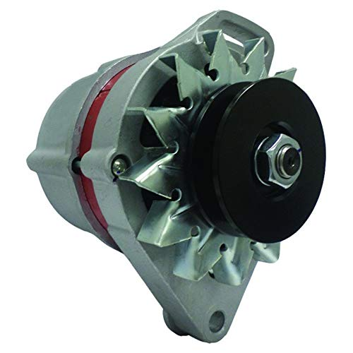 New Alternator Replacement For Massey Ferguson Agricultural Tractor MF-231 3.152 Perkins Diesel 1995-2007, MF-960 Various 1998-2007 242000.0, A124-44A, 9-515-502, A124-44A-14V-44A, 7003-559-M1