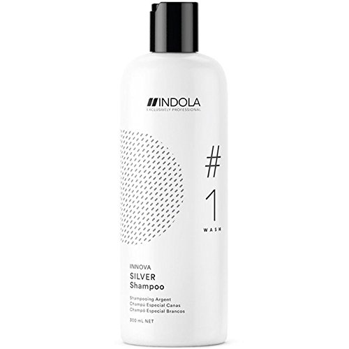Indola Innova Silber Shampoo, 300 ml