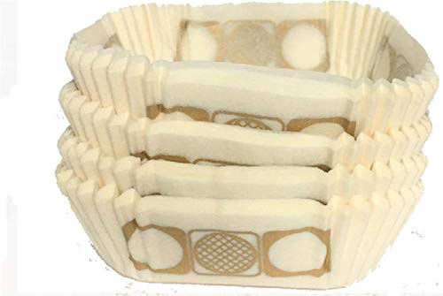 Cakesupplyshop Item#885y - 50pack Square Brownie Baking Cups Pan Liners