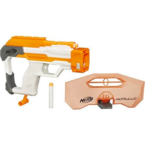 Nerf Modulus Strike and Defend Upgrade Kit, Standard Packaging