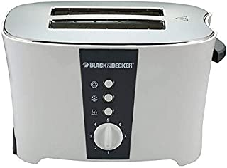 Black and Decker Toaster 2 Slice - 800 watt