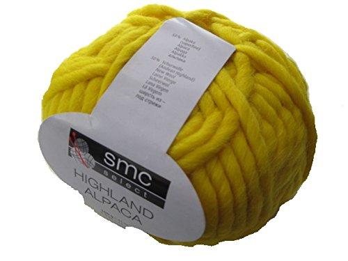 Highland pelote d'alpaga schachenmayr select savanti pelote 100 g-lL 41mtr. 02918_sonne couleur