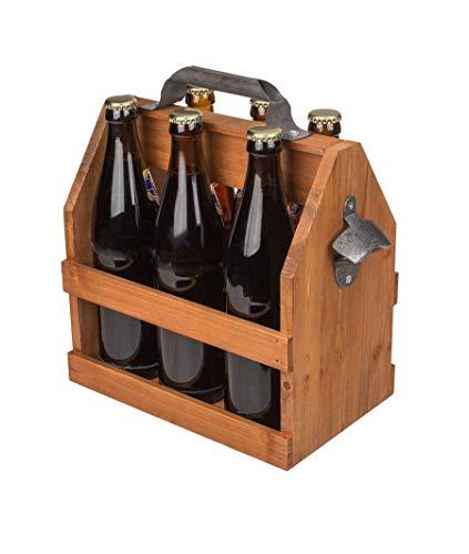Ideal Trend Flaschenträger für 0,5L Flaschenöffner Bierkasten Bier Träger Flaschenkorb
