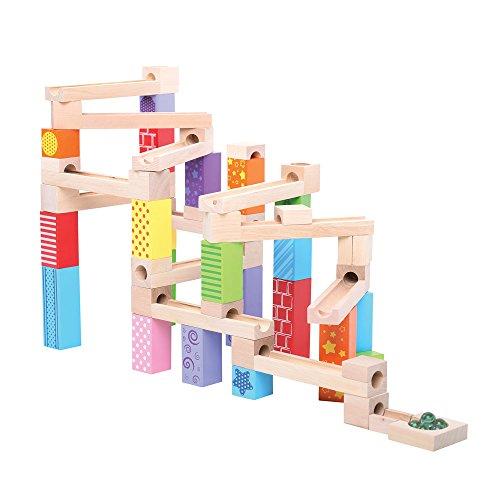 Bigjigs Toys - Pichet Multicolore en Bois