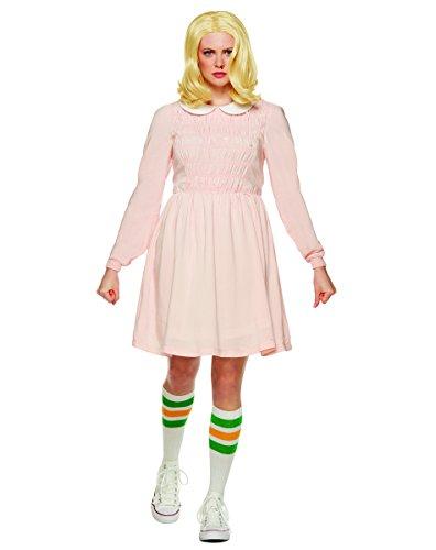 Spirit Halloween Adult Eleven Stranger Things Replica Costume