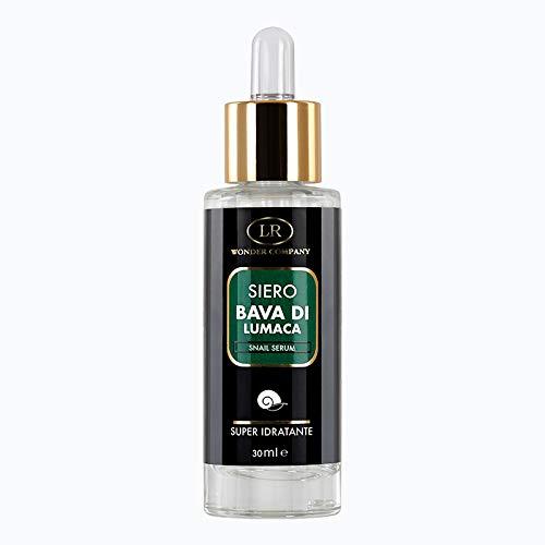 Snail Serum siero viso fluido alla bava di lumaca Rigenerante & Idratante anche per Dermaroller, 30 ml - LR Wonder Company