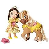 Disney Princess Belle Muñeca y Pony