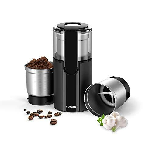 SHARDOR Kaffeemühle Elektrische
