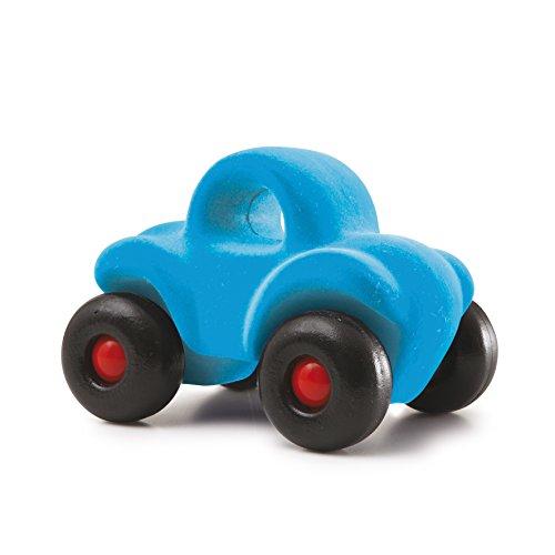 Erzi 9.5 x 5.5 x 7.5 cm Natural Rubber Mini Car German Wooden Toy