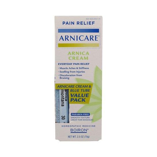 Arnicare Cream Value Direct Luxury stock discount 2.6+30c Pack Multi-Pack