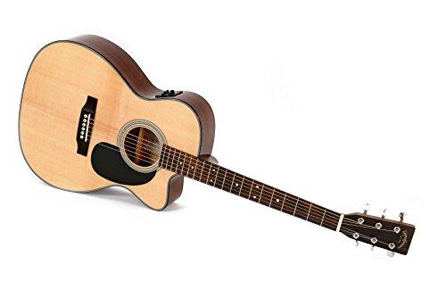 Guitarra Acústica/Electroacústica Sigma 000MC-1STE+