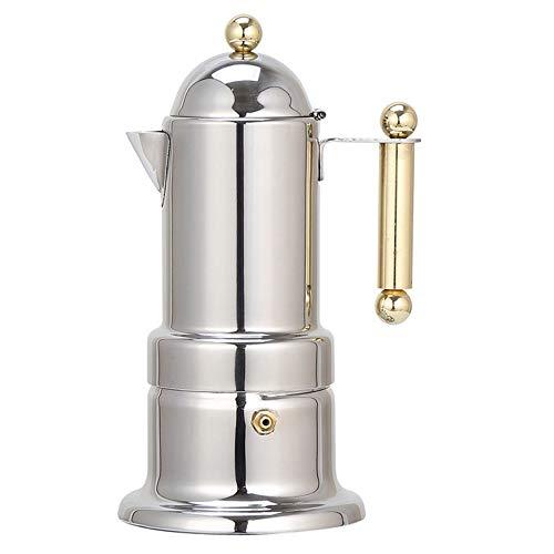 Koffiezetapparaat, Handig En Praktisch, Klein Formaat/Eenvoudige Bediening, Voor Thuis/Op Kantoor, Kan Worden Gebruikt Op Inductiekookplaten/Gasfornuizen