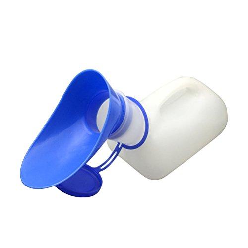 HEALIFTY Botella de orina unisex de 1000 ml botella de orina de coche orina orinal portátil