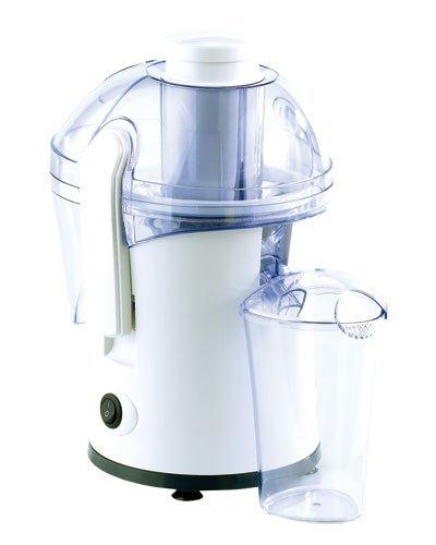 PEARL Küchen Zentrifuge: Elektrischer Zentrifugal-Entsafter, 260 Watt, 10.000 Upm (Entsafter Küchenmaschine)
