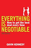 Everything is Negotiable, 4th edition