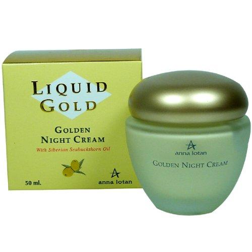 Anna Lotan Liquid Gold Golden Night Cream (50ml) by Jubujub