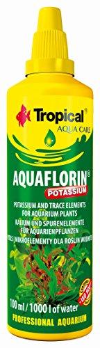SUPER AQUARIUM LTD Tropischer Aquaflorin Kaliumdünger mit Kalium für Wasserpflanzen