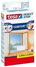 TESA Insect Stop Comfort Vliegengaas, raam, wit