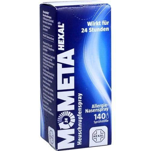 MOMETAHEXAL Heuschnupfenspray 50μg/Spr.140 Sprühstöße 18 g Lösung