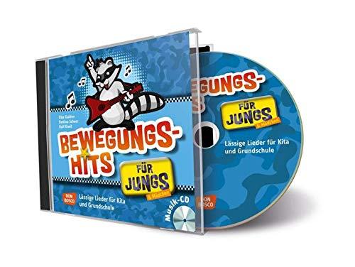 Bewegungshits für Jungs - Audio-CD. Lässige Lieder für Kita und Grundschule (Jungs in der Kita - Praxisideen für eine geschlechterbewusste Erziehung)