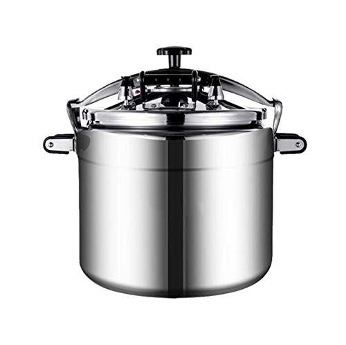 Cocina de presión de aluminio comercial, cocción eléctrica a prueba de explosiones de gran capacidad para el hogar, estufa de gas,...