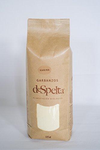 DeSpelta Harina Ecológica de Garbanzos 1kg