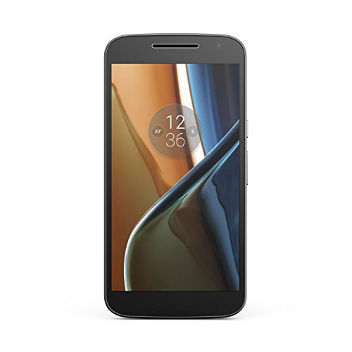 Moto G (4th Gen.) Unlocked - Black - 16GB