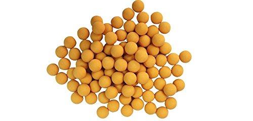 New Legion Rubberballs/Gummibälle Cal. 68 - im Pot 100 - gelb