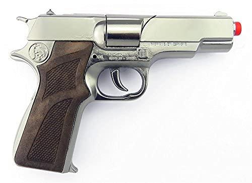 Gonher 125/0 - Pistole Astra Police 8-Schuss 19 cm, Blau