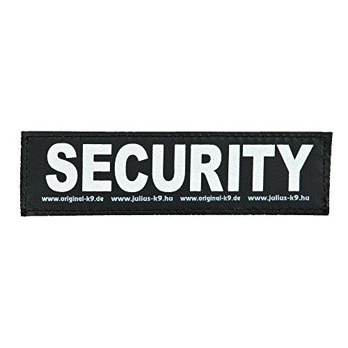 Julius K9 8151627 2 Klettsticker L. Security