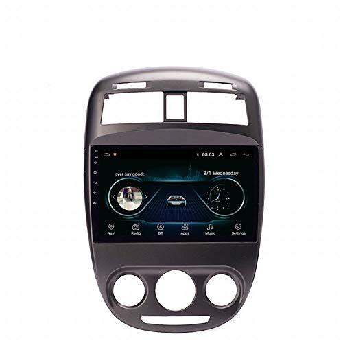 WHL.HH Androide 8.1 Auto Estéreo Radio GPS Navegación Cabeza Unidad HD IPS Tocar Pantalla Navegación por satélite Bluetooth DSP SWC por Excelle 2008-2018 Multimedia Jugador Video Receptor,1+16G